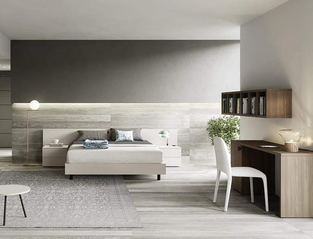 Cinquanta3 camere lissone resnati mobili armadi e for Camere da letto arredate da architetti