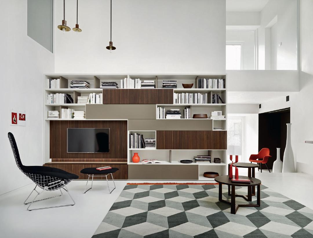 Awesome Mobili Soggiorno Lissone Ideas - Idee Arredamento Casa ...