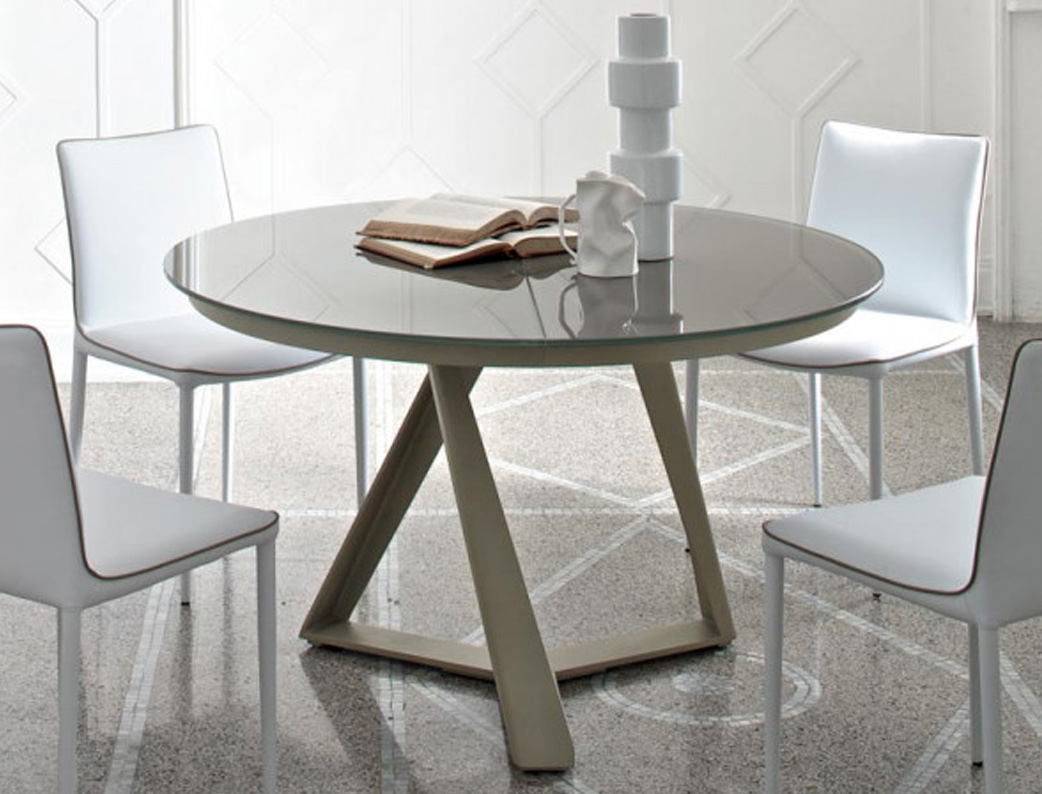 Bontempi Barone. Bontempi Barone Extending Skovby Sm Round Dining ...