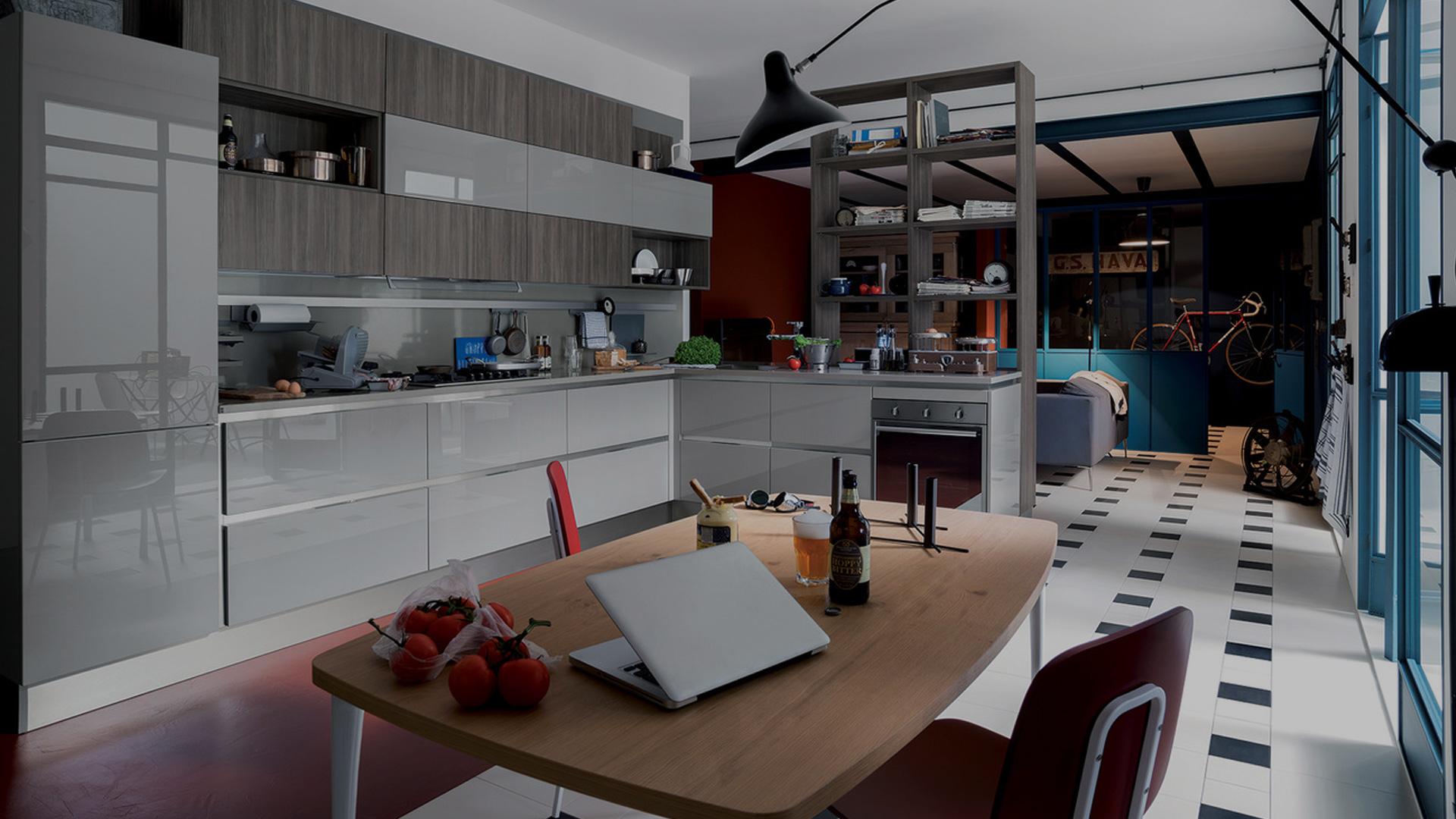 Veneta cucine lissone le soluzioni di resnati mobili - Mobili veneta cucine ...