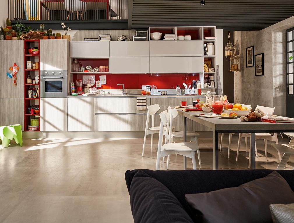 Veneta Cucine Lissone | Resnati Mobili | Cucine moderne ...