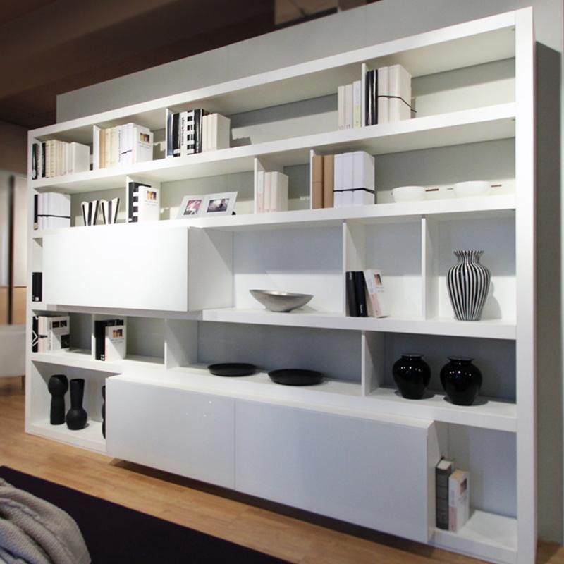 Offerta soggiorno libreria artigianale resnati mobili for Mobile libreria in offerta