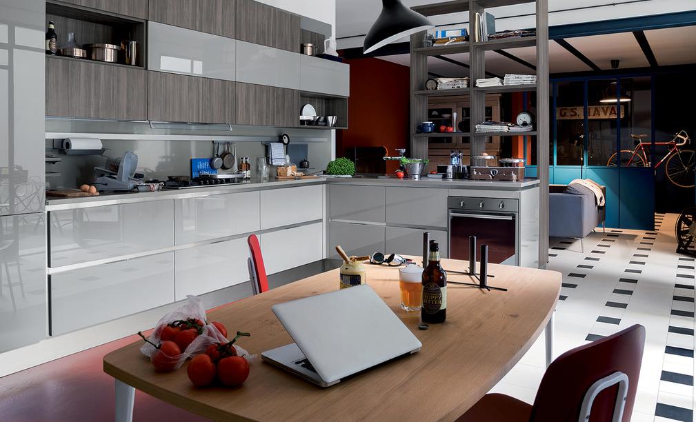 Veneta Cucine Progetti di Vita | Showroom Veneta Cucine Resnati
