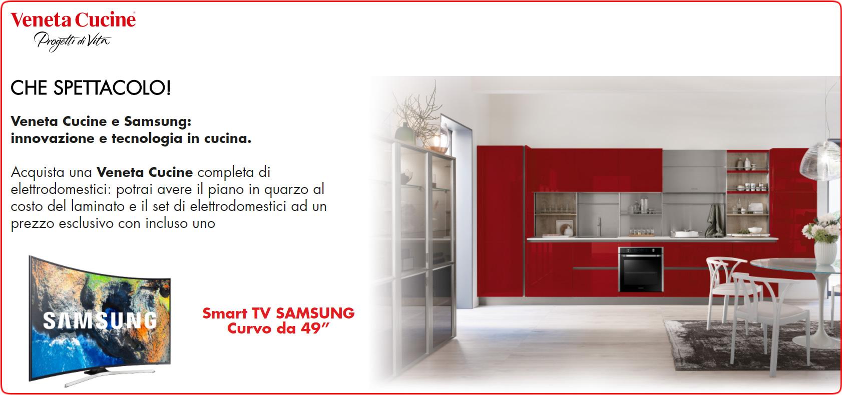 Promo Veneta Cucine CHE SPETTACOLO! | Resnati Mobili Lissone