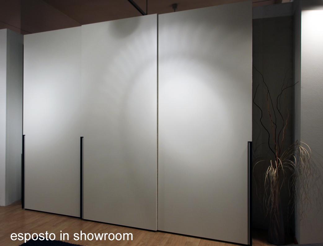armadio tratto sangiacomo showroom 2